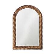 Howard Elliott Montreal Mirror; Antique Copper