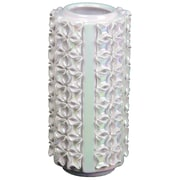 Privilege Textured Ceramic Vase; 11.5'' H x 5.5'' W x 5.5'' D