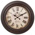 Privilege Vintage Oversized 28'' Wall Clock