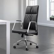 dCOR design Dean High Back Office Chair; Black