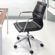 dCOR design Luminary Low Back Office Chair; Black