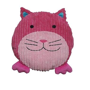Sassafras PJ Friends Cat Throw Pillow