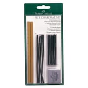 PITT Faber-Castell Charcoal (Set of 4)