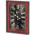 Applied Art Concepts Lasker Wall Clock