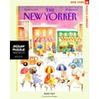 New York Puzzle Company Rainy Day 100-Piece Puzzle