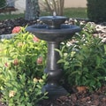 Smart Solar Chatsworth Two-Tier Solar On-Demand Fountain