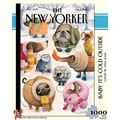 New York Puzzle Company Baby It's Cold Outside 100-Piece Puzzle