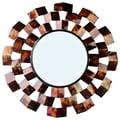 Hazelwood Home Art Deco Inspired Mirror