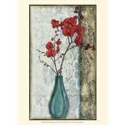 Evive Designs Small Orchid Opulence I (P) Wall Art (Print Only)