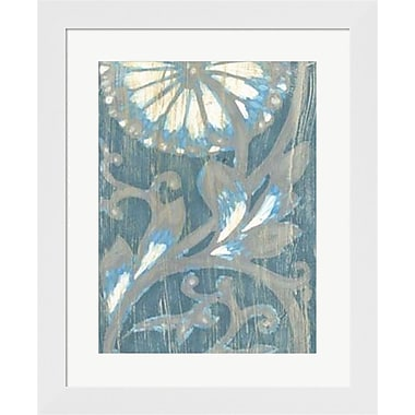 Evive Designs Bryant Park VII by Chariklia Zarris Framed Graphic Art
