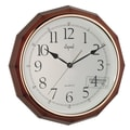 Opal Luxury Time Products 15.44'' Westminster Chime Wall Clock