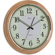 Opal Luxury Time Products 15'' Round Luminous Dial Wall Clock