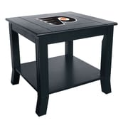 Imperial NHL End Table; Philadelphia Flyers