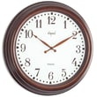 Opal Luxury Time Products 15.44'' Arabic Numeral Wall Clock