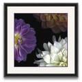 Epic Art Flora Moderna Dahlia II Framed Graphic Art