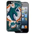 Team Pro-Mark NFL iPhone 5 Hard Cover Case; Miami Dolphins