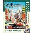 New York Puzzle Company San Francisco 100-Piece Puzzle