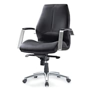 Pastel Furniture Andrew Executive Office Chair; Black