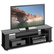 "CorLiving™ Bakersfield Ravenwood TV/Component Stand For 65"" TVs, Black"