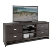 "CorLiving™ Kansas TV Bench For 60"" TV, Espresso"
