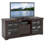 CorLiving™ West Lake 60 Television Bench For 70 TV, Dark Espresso