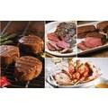 Gourmet Steak SamplerOmaha Steaks 2 Filet Mignons (6 Oz.) & 2 Boneless Strips (11 Oz.) & 2 Top Sirloins (6 Oz.)