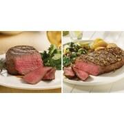 Omaha Steaks 2 Filet Mignons (6 Oz.) & Boneless Strips (11 Oz.)