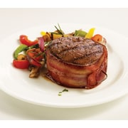 Bacon-Wrapped 6 Filet Mignons (6 Oz.)