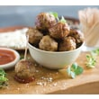 Omaha Steaks 4 Packages Precooked Italian-Style Meatballs (16 Oz.)