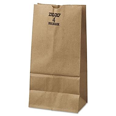 Lagasse Heavy Duty Paper Food Bags, Brown, 500/Pack