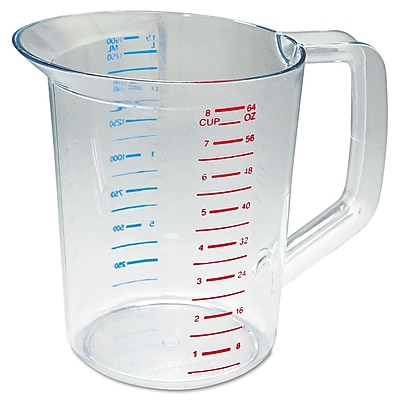 Polycarbonate Bouncer Measuring Cup 1027771