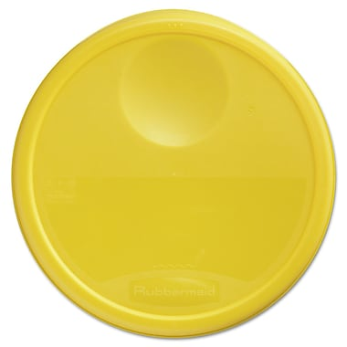 Polyethylene Quart Food Storage Container Lid Cover