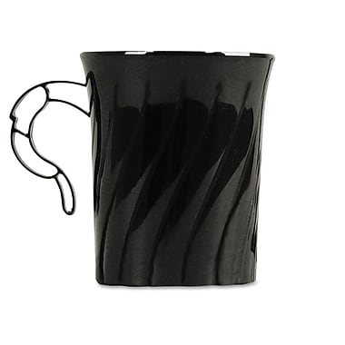 Plastic Classicware Coffee Mugs 8/Pack 8 Oz