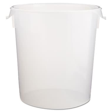 22 Quart Round Storage Container