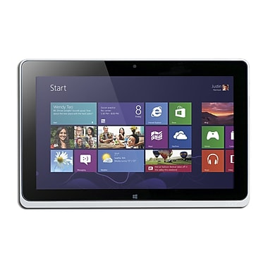 Acer® Iconia 10.1in. 32GB Windows 8 Tablet, Silver