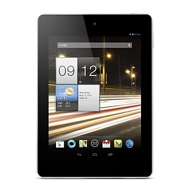 Acer Iconia 8 16GB Android 4.2 Jelly Bean Tablet, Red