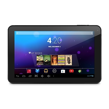 Ematic EGD103 10 8GB Android 4.2 Jelly Bean Tablet, Black