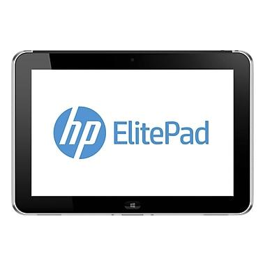 HP® ElitePad 900 Z2760 10.1in. 32GB Windows 8 Pro 3G Tablet, Black/Silver