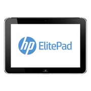 HP® ElitePad 900 Z2760 10.1 32GB Windows 8 Pro 3G Tablet, Black/Silver