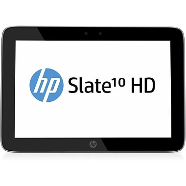 HP Slate 10 10 16GB Android 4.2 Jelly Bean.2 Tablet, Silk Gray