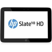 HP Slate 10 HD Slate 10 HD, 10 Tablet, 16 GB, Android Jelly Bean, Wi-Fi, Gray/Silver