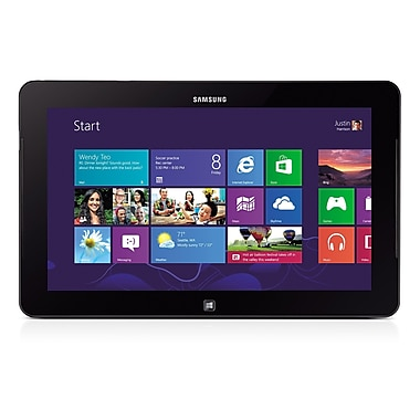 Samsung ATIV Smart PC Pro 700T 11.6in. 128GB Windows 8 Tablet, Black