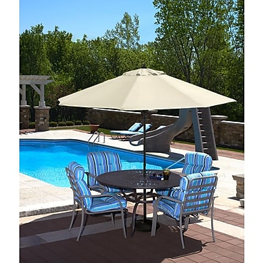 Swim Time™ Spring-Up 9' Octagonal Market Umbrellas