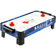 Hathaway™ 32 Blue Line Table Top Air Hockey Game, Royal Blue