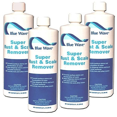 Blue Wave™ 4 qt Super Rust and Scale Remover