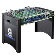 "Hathaway™ 48"" Playoff Foosball Table, Black/Green"