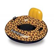 "Swimline® Wildthings™ 40"" Cheetah Inflatable Pool Float, Yellow/Black"