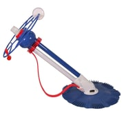 Blue Wave Hurriclean In-Ground Suction Pool Cleaner, Blue/White