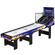 Hathaway™ Hot Shot 8' Skee Ball Table, Blue