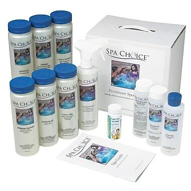 Blue Wave Standard Chlorine Spa Start-Up Kit